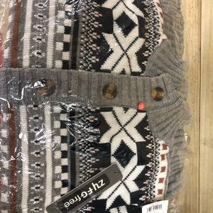 New in package MENS tacky Christmas sweater